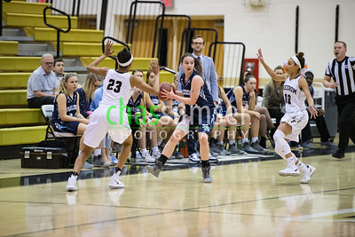 Kyra Lenderman (41), Jaelyn Batts (23), Kamryn Meador  (10)