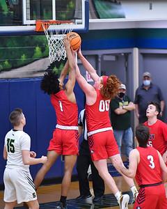 Ethan Caperton (15), Gabriel Coulthurst (1), Griffin Patterson (0)