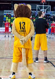 London Lions vs Bristol Flyers 9th Oct 2015