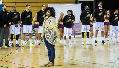 BBL Basketball: London Lions v Surrey Scorchers, 14th Jan 2017, Copper Box Arena, London