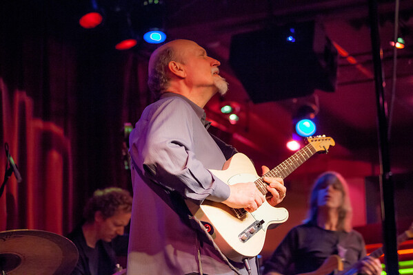 John Scofield Hollowbody Band with Mike Stern 4-18-13