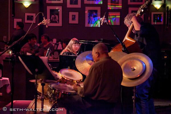 Yelena Eckemoff and the Lions Trio 3-26-13