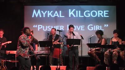 16 - Mykal Kilgore