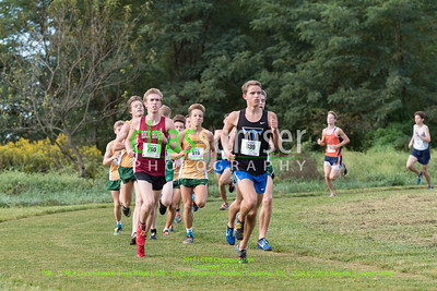 760 - 15:56.4 Clark Edwards (Rock Ridge ), 839 - 15:40.1 Benjamin Nibbelink (Tuscarora), 510 - 15:24.6 Colton Bogucki (Loudoun Valley)