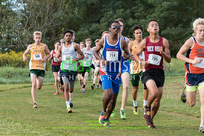 353 - 16:38.8 Sai Ravva (John Champe ), 540 - 16:43.6 Scotty Hill (Loudoun Valley)