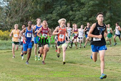 714 - 16:39.9 Justin Rocha (Riverside ), 37 - 16:48.5 Aaron Casteel (Briar Woods), 785 - 16:28.0 Daniel Umana (Rock Ridge )