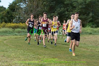 117 - 17:59.4 Panos Aubin (Broad Run), 429 - 18:08.3 Daniel Gribbin (Loudoun County), 282 - 17:59.6 Ben Rouch (Heritage)