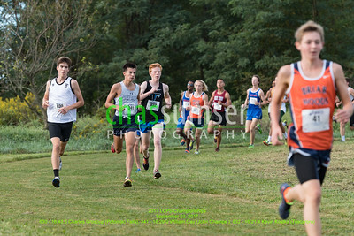 630 - 16:43.3 Charles Groscup (Potomac Falls), 341 - 16:29.0 William Gay (John Champe ), 832 - 16:21.4 Kevin Kostka (Tuscarora)