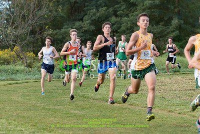 64 - 16:11.3 Will Pompilio (Briar Woods), 830 - 15:44.3 Derek Johnson (Tuscarora)