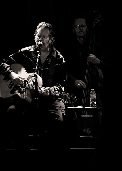 Dan Hicks and the Hot Licks at TCAN in Natick, MA on April16, 2010.