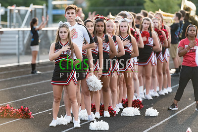 Heritage Cheerleaders