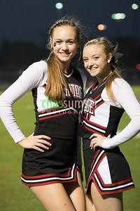 Heritage Cheerleaders
