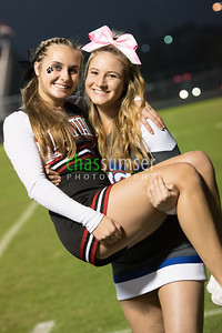 Heritage Cheerleaders, Riverside Cheerleaders