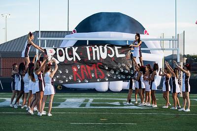 Rock Ridge Cheerleaders