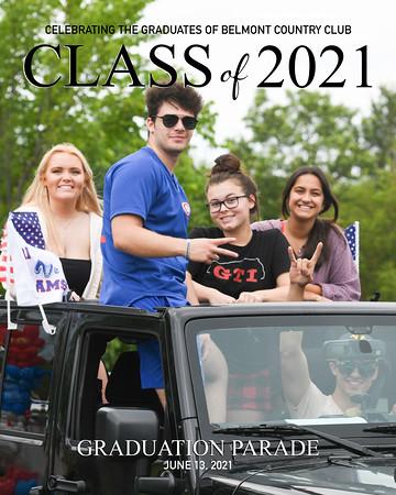 2021 Belmont Grad Parade-25a