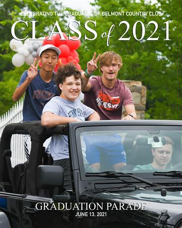 2021 Belmont Grad Parade-12a