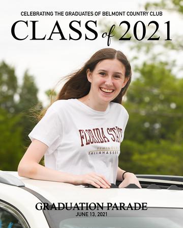 2021 Belmont Grad Parade-26a