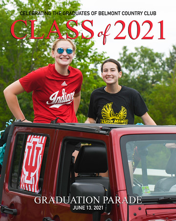 2021 Belmont Grad Parade-11a