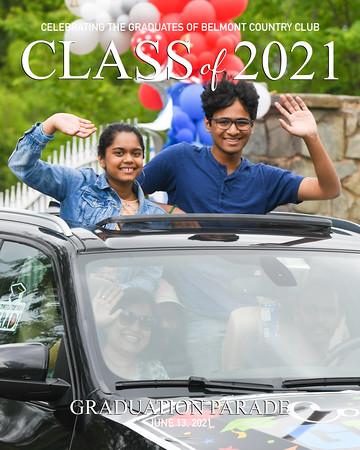 2021 Belmont Grad Parade-32a