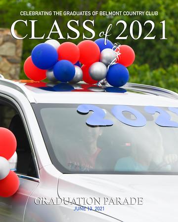 2021 Belmont Grad Parade-17a