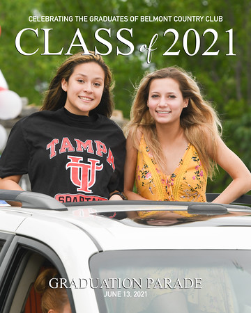 2021 Belmont Grad Parade-16a