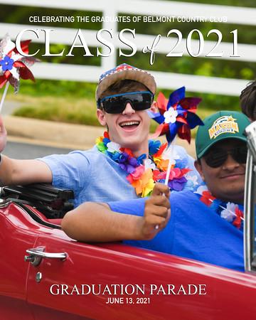 2021 Belmont Grad Parade-24a