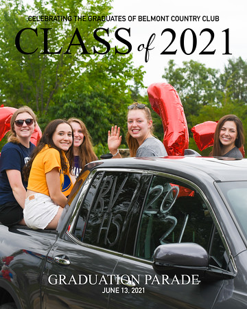 2021 Belmont Grad Parade-9a