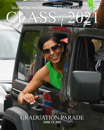 2021 Belmont Grad Parade-3a