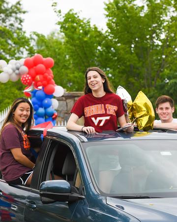 2021 Belmont Grad Parade-14
