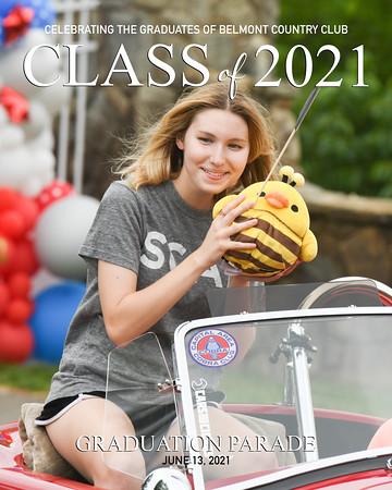 2021 Belmont Grad Parade-21a