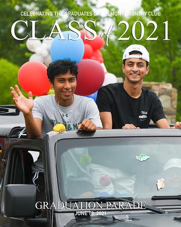 2021 Belmont Grad Parade-2a
