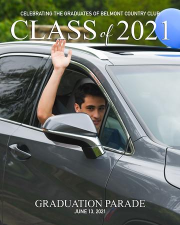 2021 Belmont Grad Parade-10a