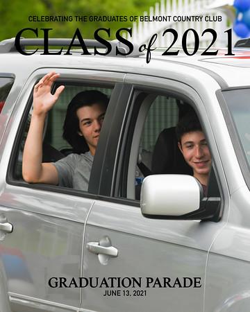 2021 Belmont Grad Parade-18a