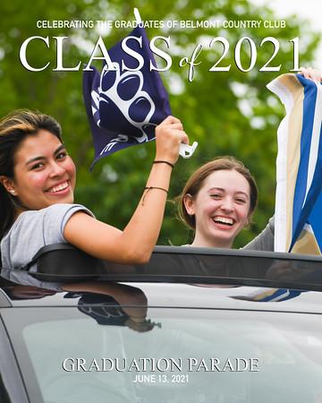 2021 Belmont Grad Parade-27a