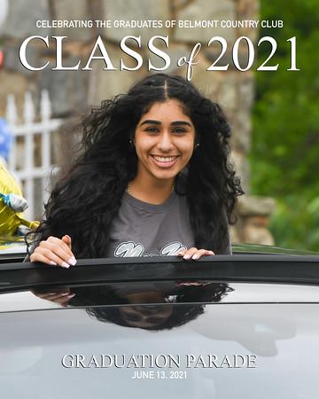 2021 Belmont Grad Parade-23a