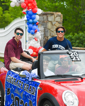 2021 Belmont Grad Parade-7