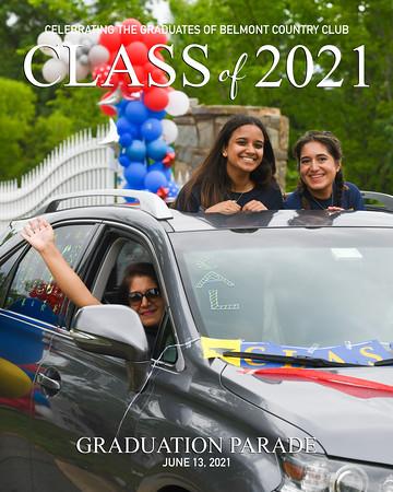 2021 Belmont Grad Parade-8a