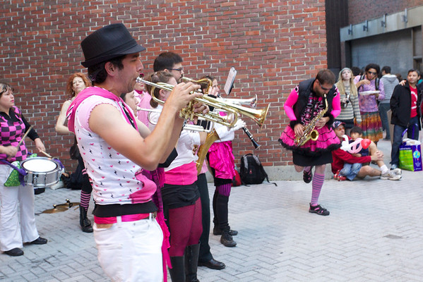 Brass Liberation Orchestra 2010