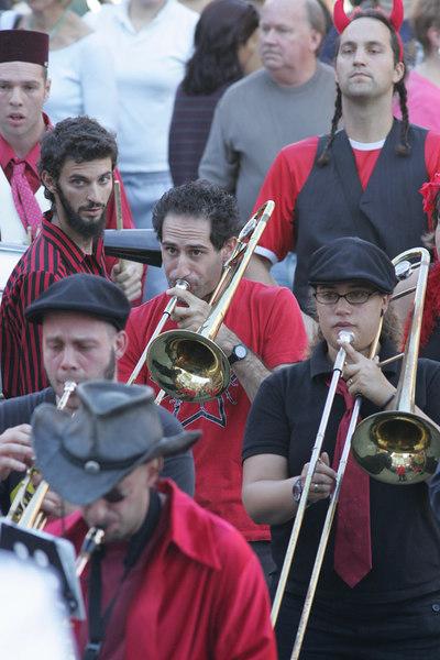 Brass Liberation Orchestra 2006