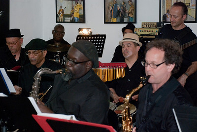 Jazz Ensemble at 57th St Gallery
