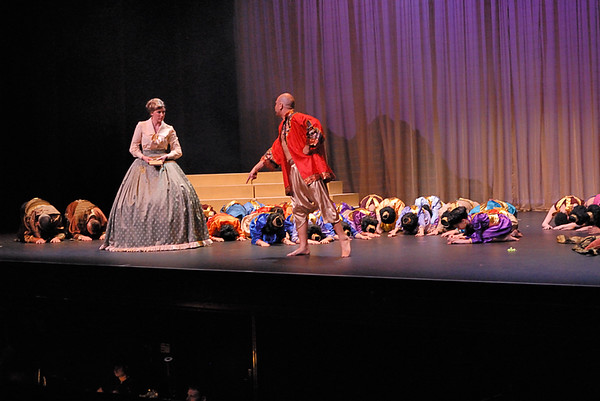 King and I - Geelong Lyric Theatre
