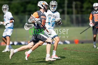 Joseph Groves (16), Luke Capace (19)