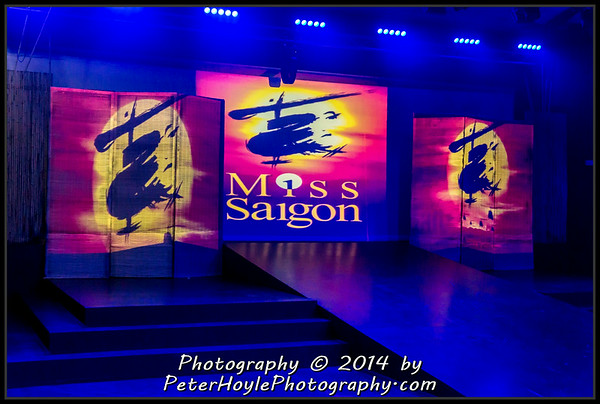 Miss Saigon - 10th June 2014