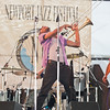Trombone Shorty at the Newport Jazz Festival 2011