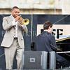Wynton Marsalis at the Newport Jazz Festival 2011