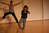Teachers Ralf Jaroschinski & Andrew Wass Perform 'Flashdance' at the Teachers Gala Peformance for the West Coast Contact Improv Festival 2008 (WCCIF)