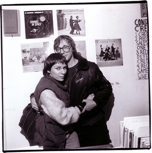 Robert Christgau and Carola