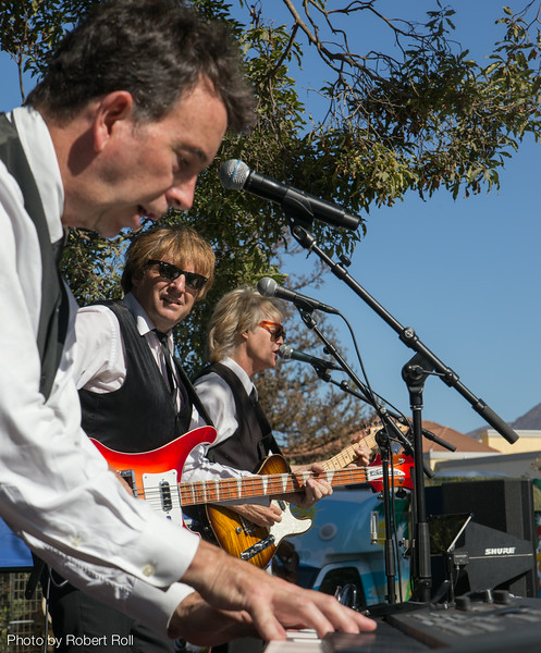 Sergeant Pepper at the 2014 Camarillo Chili Cook-Off