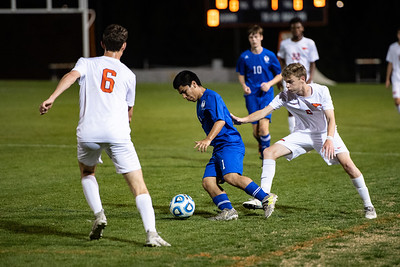 Luis Polo (1), Kyle Sullivan (2), Ethan Currie (6)