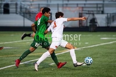 Bryan Moreno (19), Joseph Annunziata (11)